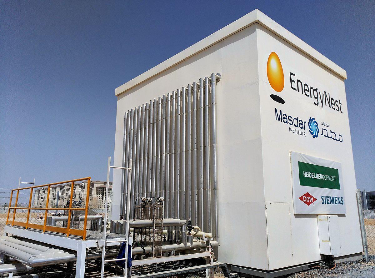 A beton lehet a jövő energiatárolója